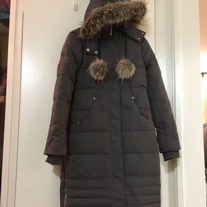 Extra long winter Jacket